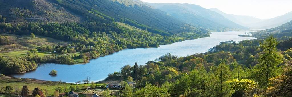 Loch Voil, Perthshire-Scotland