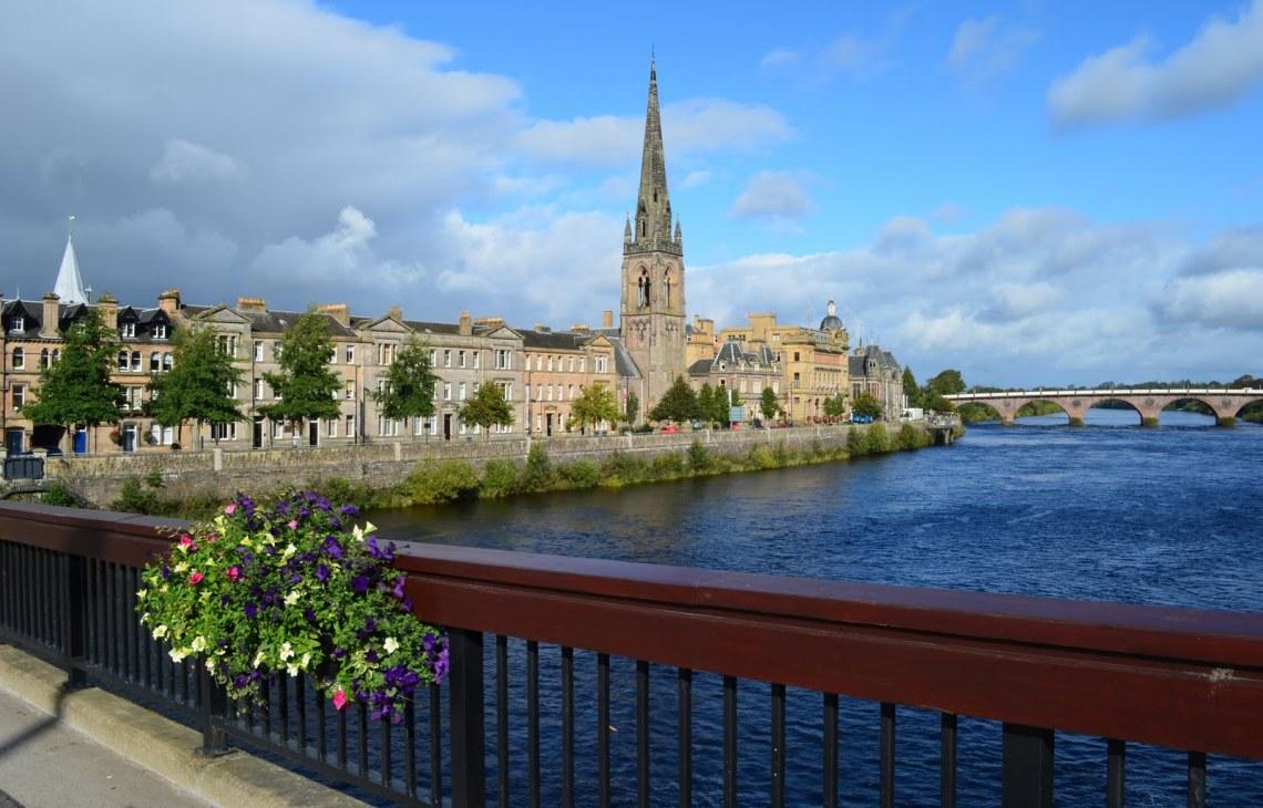 Perth-Perthshire-Scotland