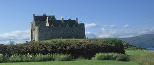 Duart Castle, historic seat of the chiefs of the Clan Maclean2